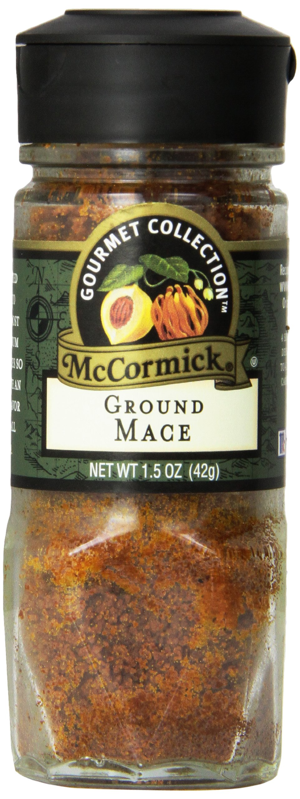 McCormick Gourmet Collection Ground Mace, 1.5 Ounce Unit