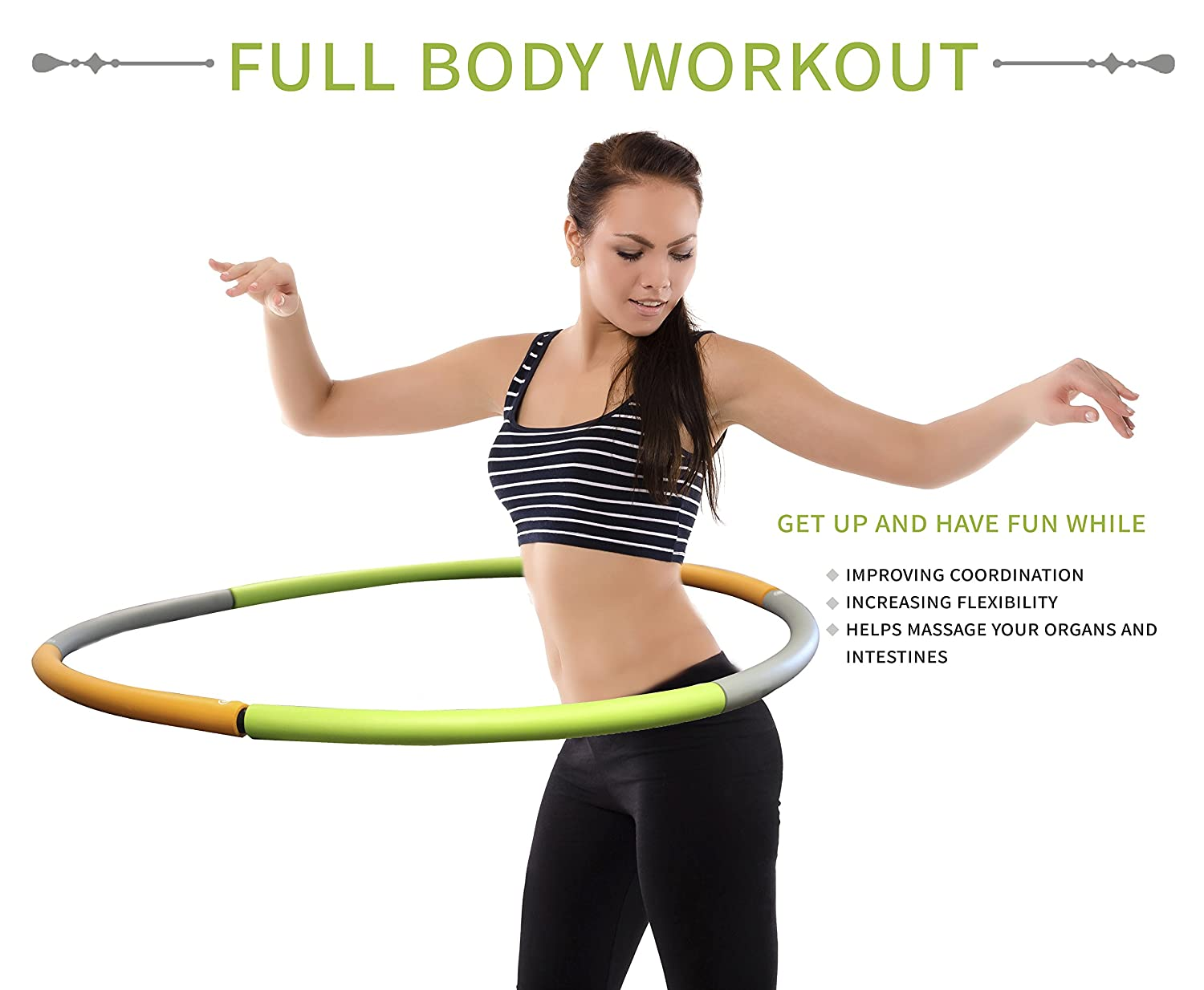Have You Considered Hula Hooping For Free Fun Fitness