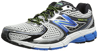 New Balance Mens 860v3 Stability Running Shoes