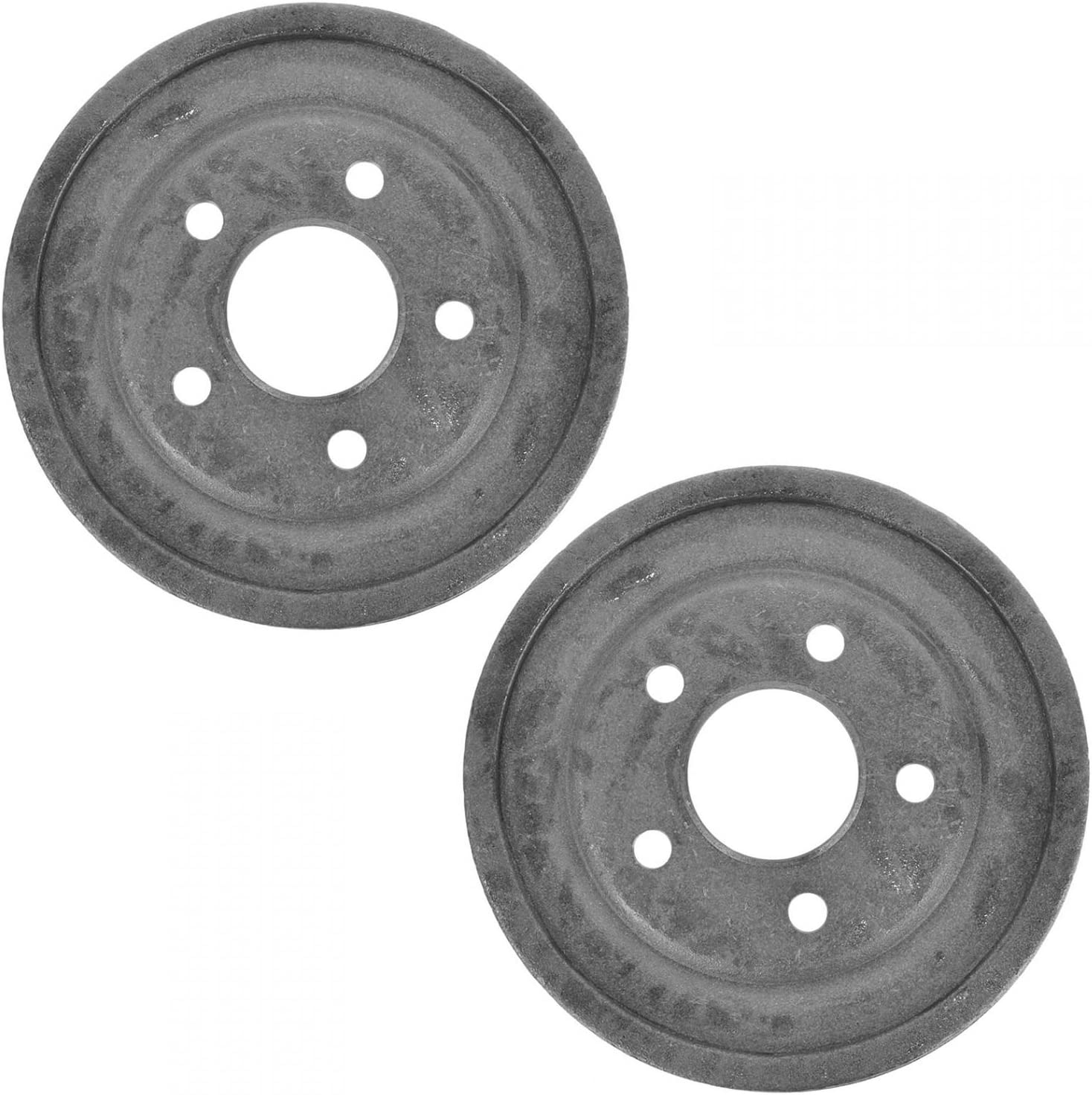 2002 Fits Jeep TJ Rear Drum Brake Shoe With Two Years Warranty 4 Pieces Included For Both Left and Right