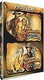 Allan Quatermain et les mines du Roi Salomon + Allan Quatermain et la cité de l'or perdu [Pack 2 films]