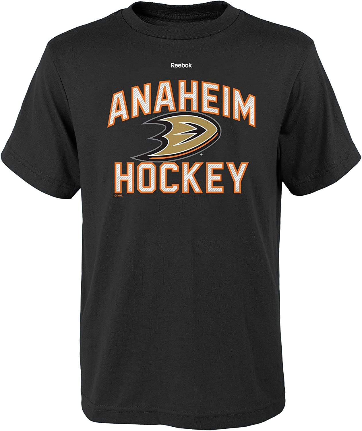 Outerstuff NHL Boys NHL Youth Boys Short Sleeve Open Net Tee
