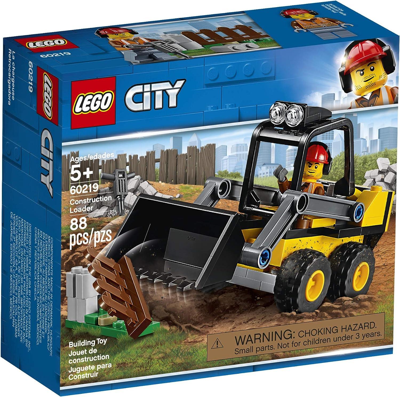 LEGO ® City 60219 Front Chargeur /& NOUVEAU /& NEUF dans sa boîte!