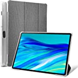 Pritom 10 inch Tablet Cover Case Only Compatible with Pritom Tronpad M10 Tablet - Fixed Viewing Angle, Stand Folio and All-Ro