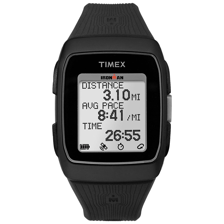 Timex Ironman GPS Correa de Silicona Reloj - TW5M11900, Blanco: Amazon.es: Deportes y aire libre