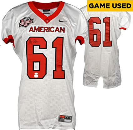 on sale b66b5 9baad Alex Freeman Texas A&M Autographed Game-Used NFLPA ...