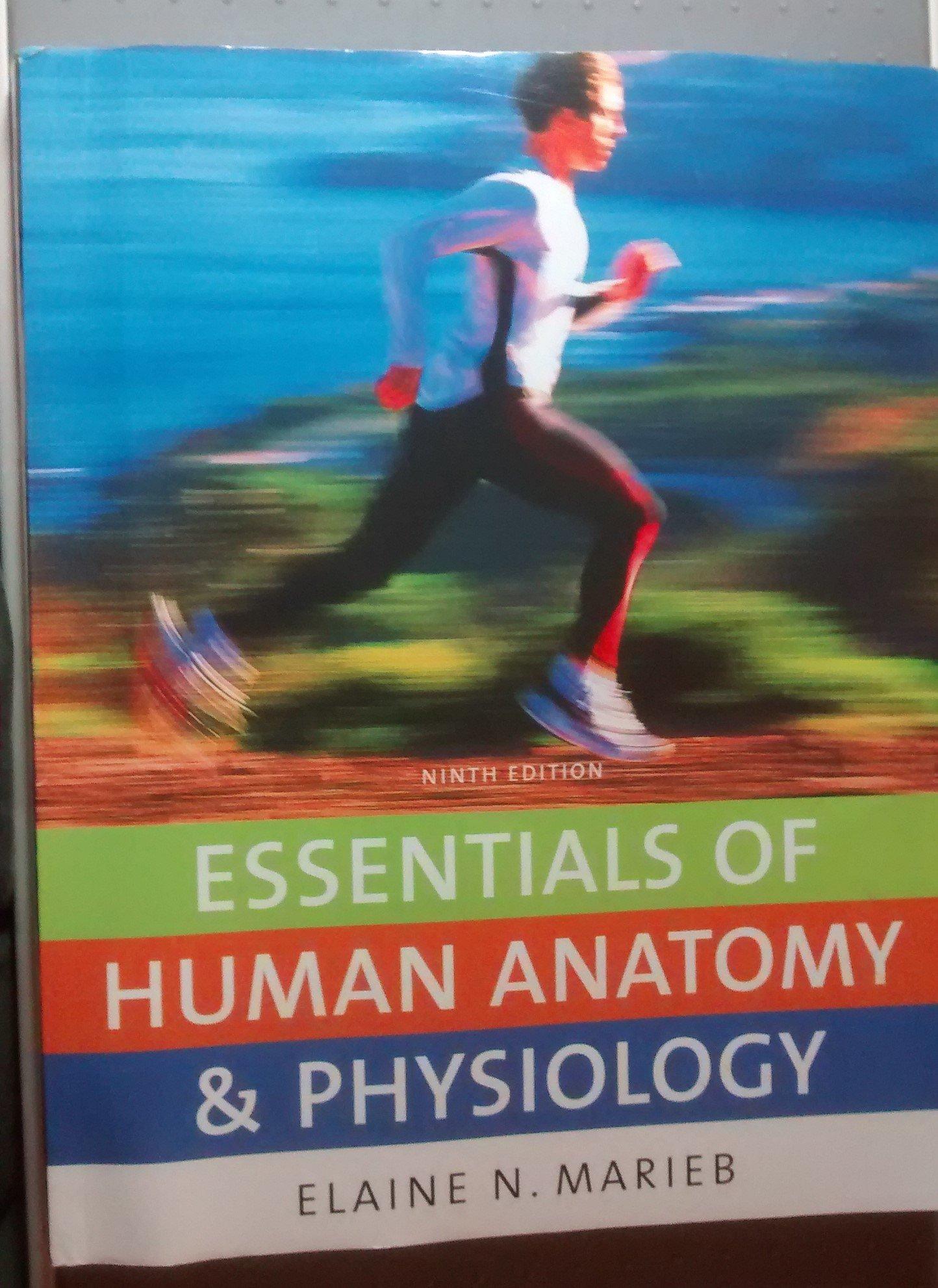 Amazon.fr - Essentials of Human Anatomy & Physiology: United States ...