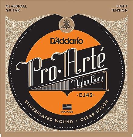 Review D'Addario EJ43 Pro-Arte Nylon