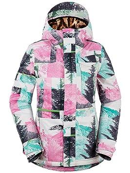 Mujer Snowboard Chaqueta Volcom Bow Ins Gore-Tex Jacket ...