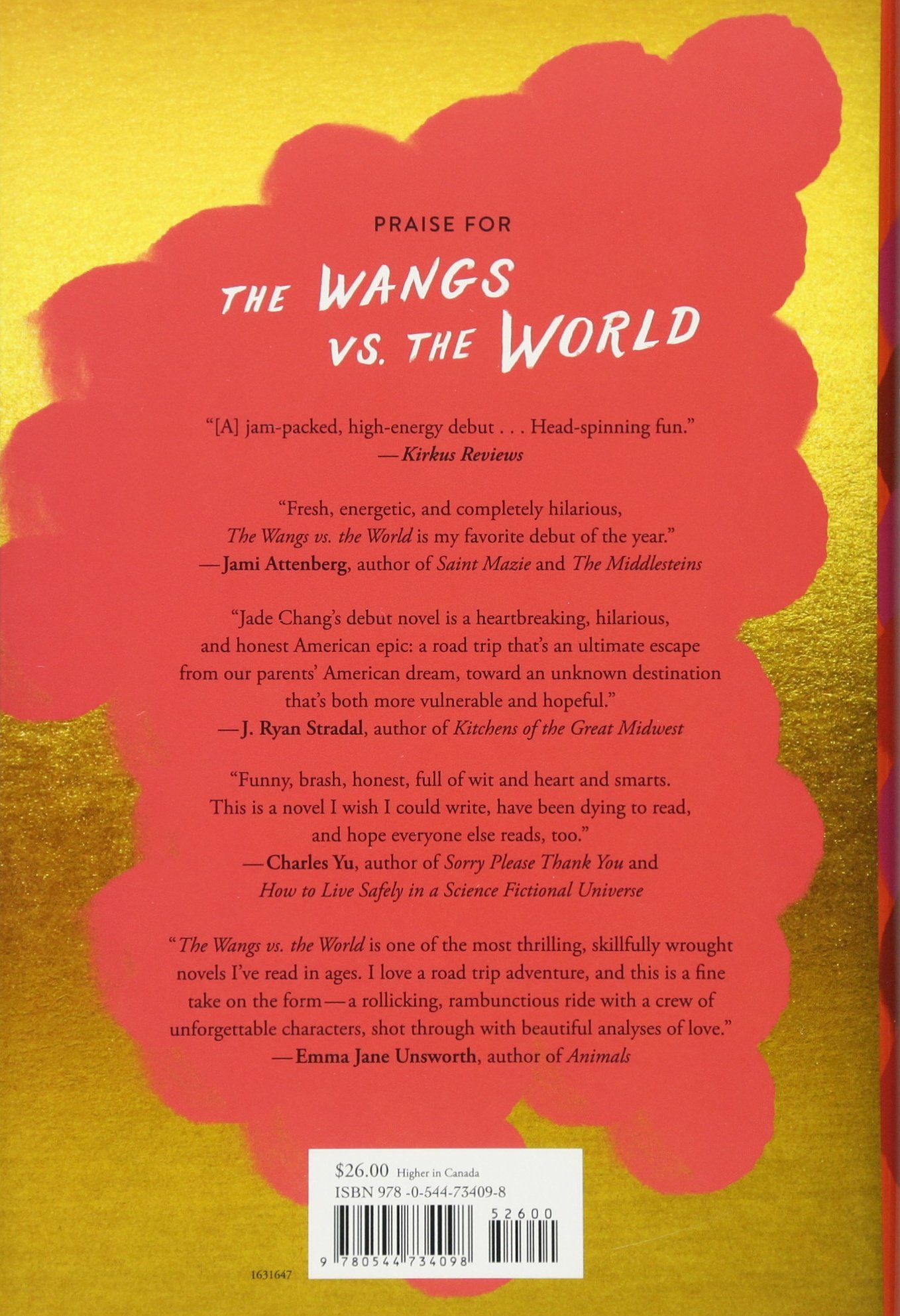 the wangs vs the world jade chang books