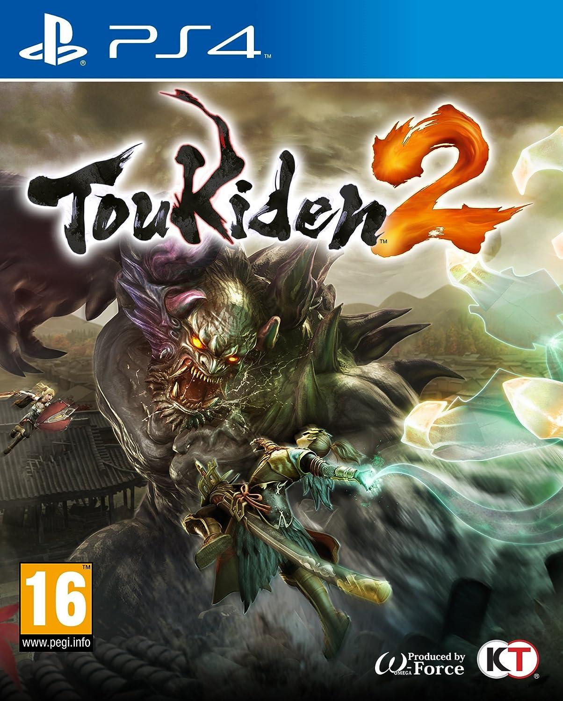 Toukiden 2 [Importación Inglesa]: playstation vita: Amazon ...