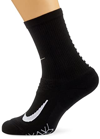 Nike Elite Running Cushion Cre Calcetines, Hombre