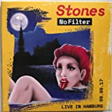 THE ROLLING STONES No Filter Tour 2017 LIVE IN HAMBURG limited edition 2CD set in cardbox [Audio CD]