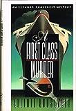 A First Class Murder (An Eleanor Roosevelt Mystery)