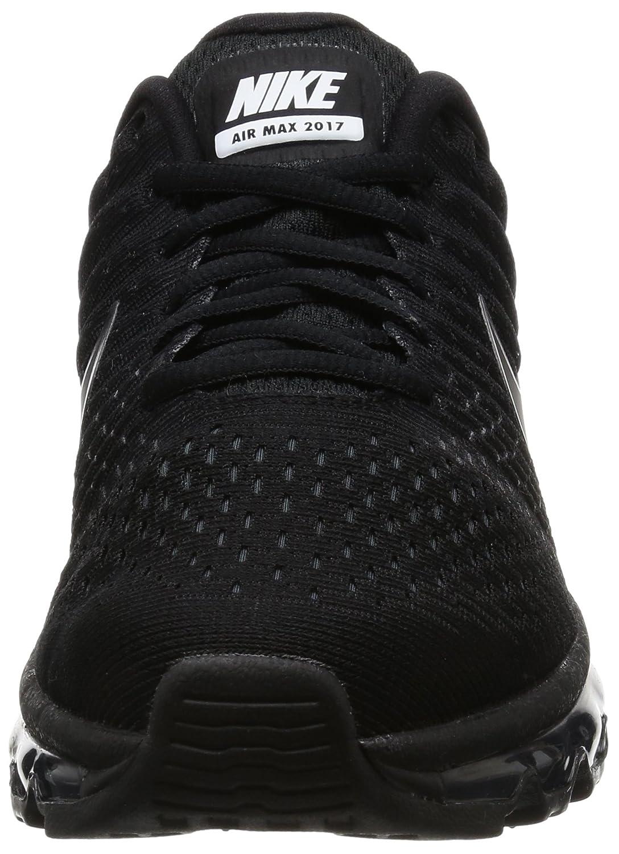 new product 49360 b14ea Zapatillas de running NIKE Air Max 2017 para hombre Negro   Negro-negro
