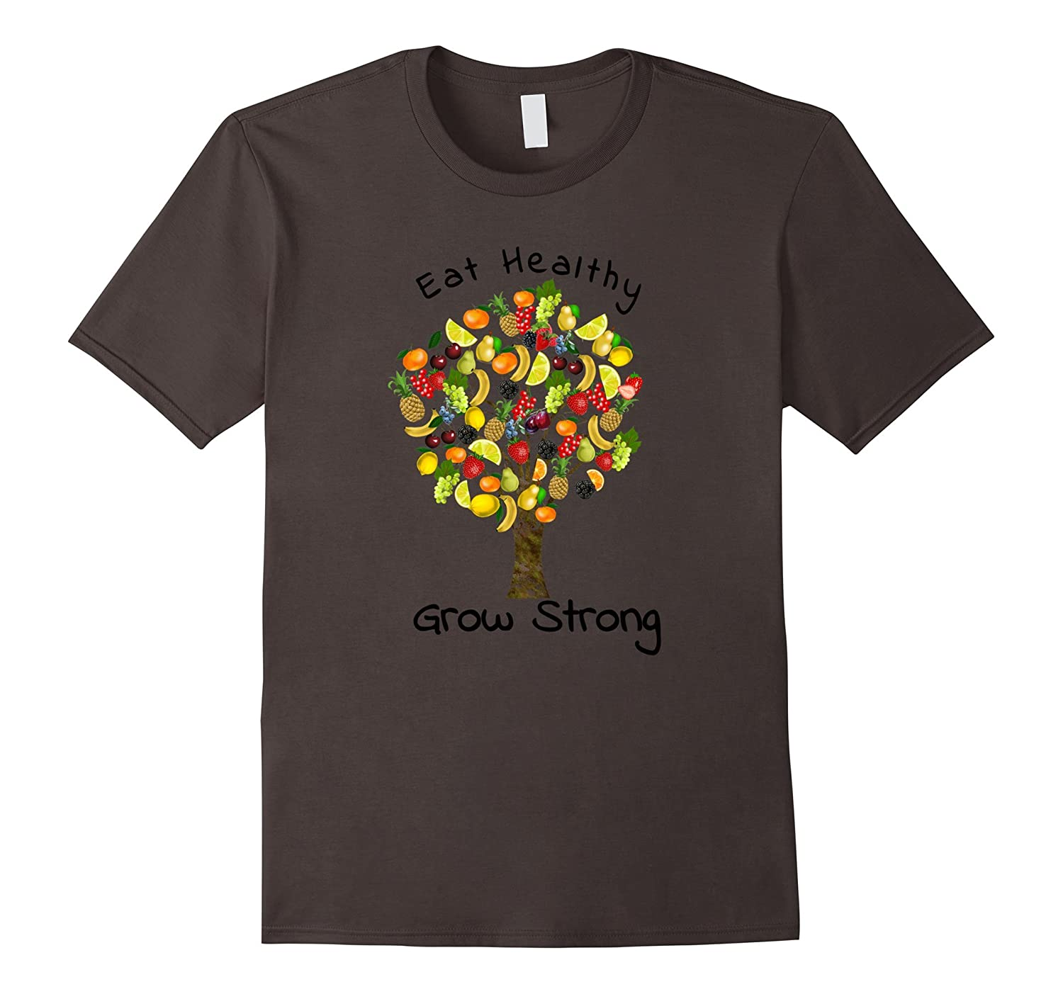 Eat Healthy Grow Strong TShirt-TD