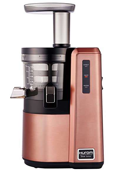 Hurom HZ Slow Juicer, Rose Gold