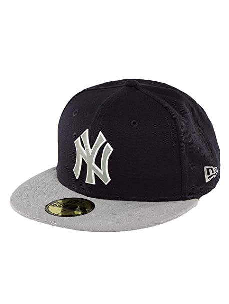 New Era Mujeres Gorras / Gorra plana Team Rubber Logo NY Yankees: Amazon.es: Ropa y accesorios
