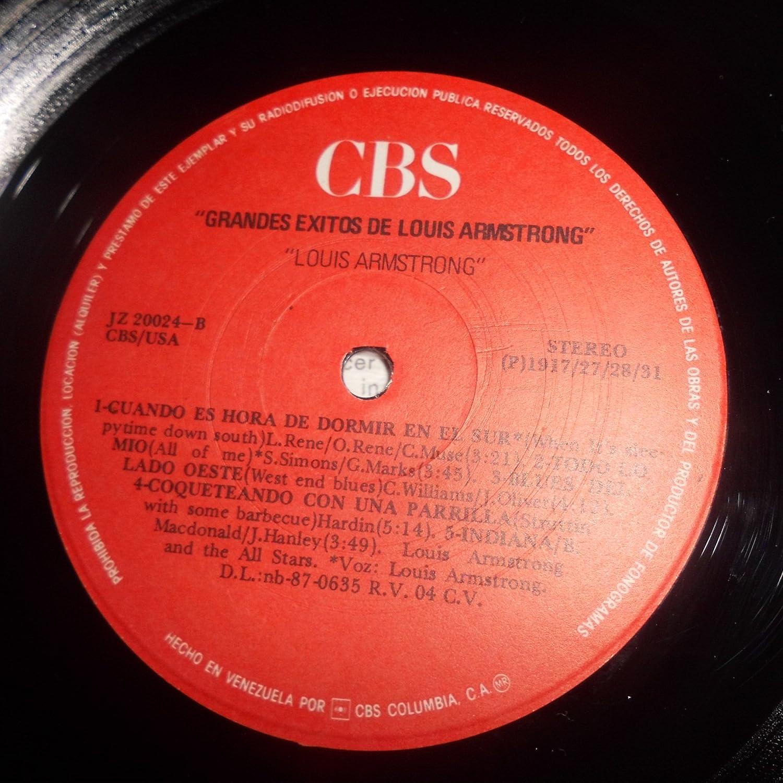 Louis Armstrong, B. Brecht, K. Weill, M. Blitzstein, L ...