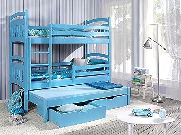 Etagenbett Quatro : Etagenbetten in vielen größen designs furnart