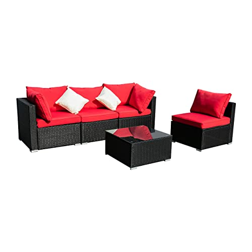 Wonlink 5pcs Patio Furniture Set