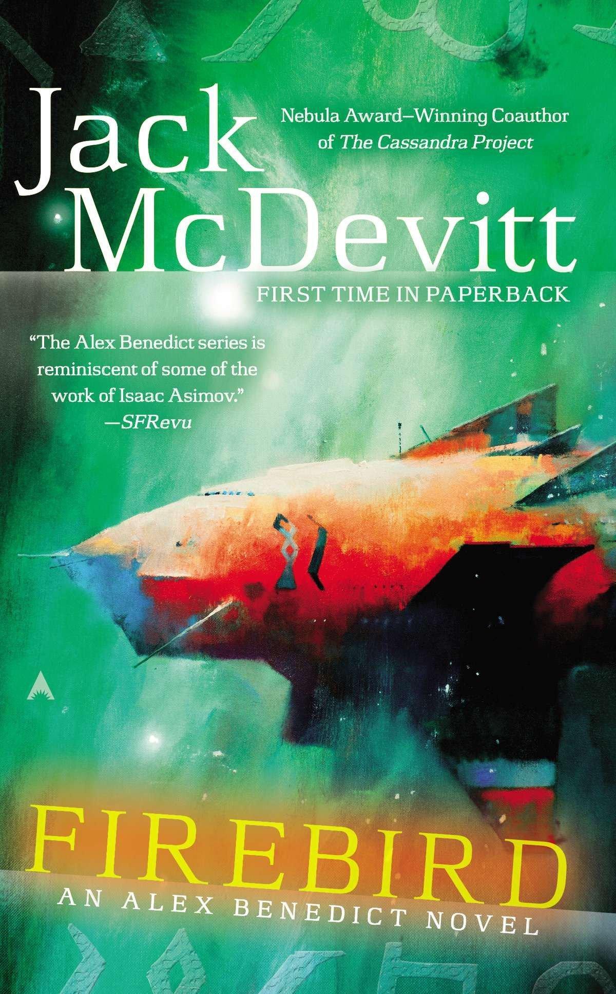 Firebird (An Alex Benedict Novel) pdf epub