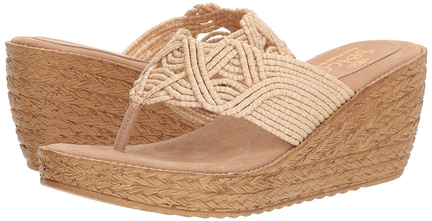 Sbicca Womens Diddy Wedge Sandal