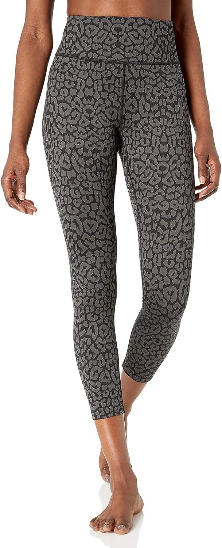 Core 10 Women's Spectrum Yoga High Waist 7/8 Crop Legging-24