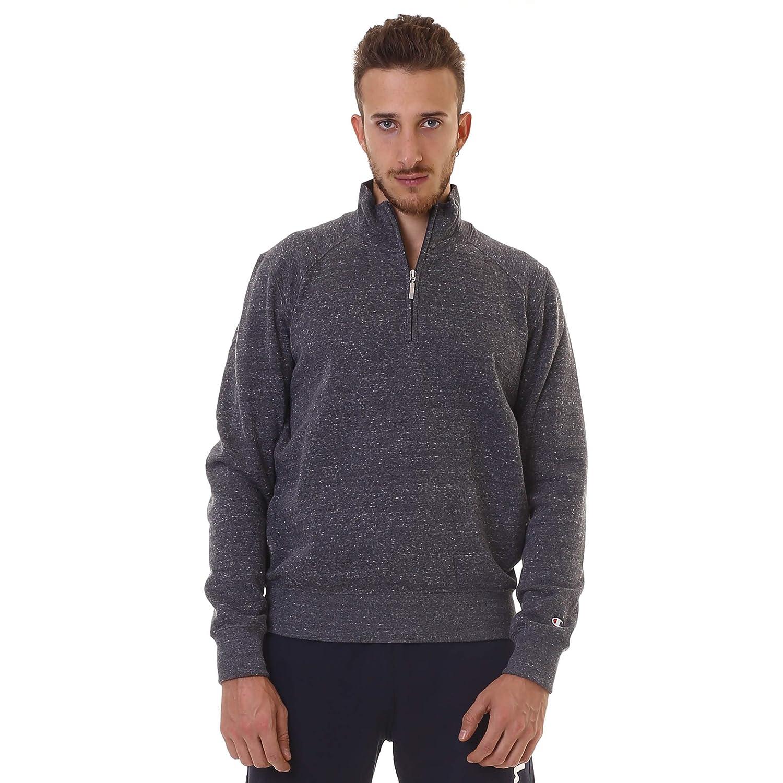 211956F18 - Half Zip Sweatshirt EM514 NCOM XXL