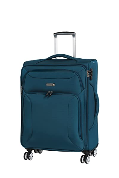 it luggage Megalite Fascia 26.6 Inch Expandable Checked Spinner Luggage