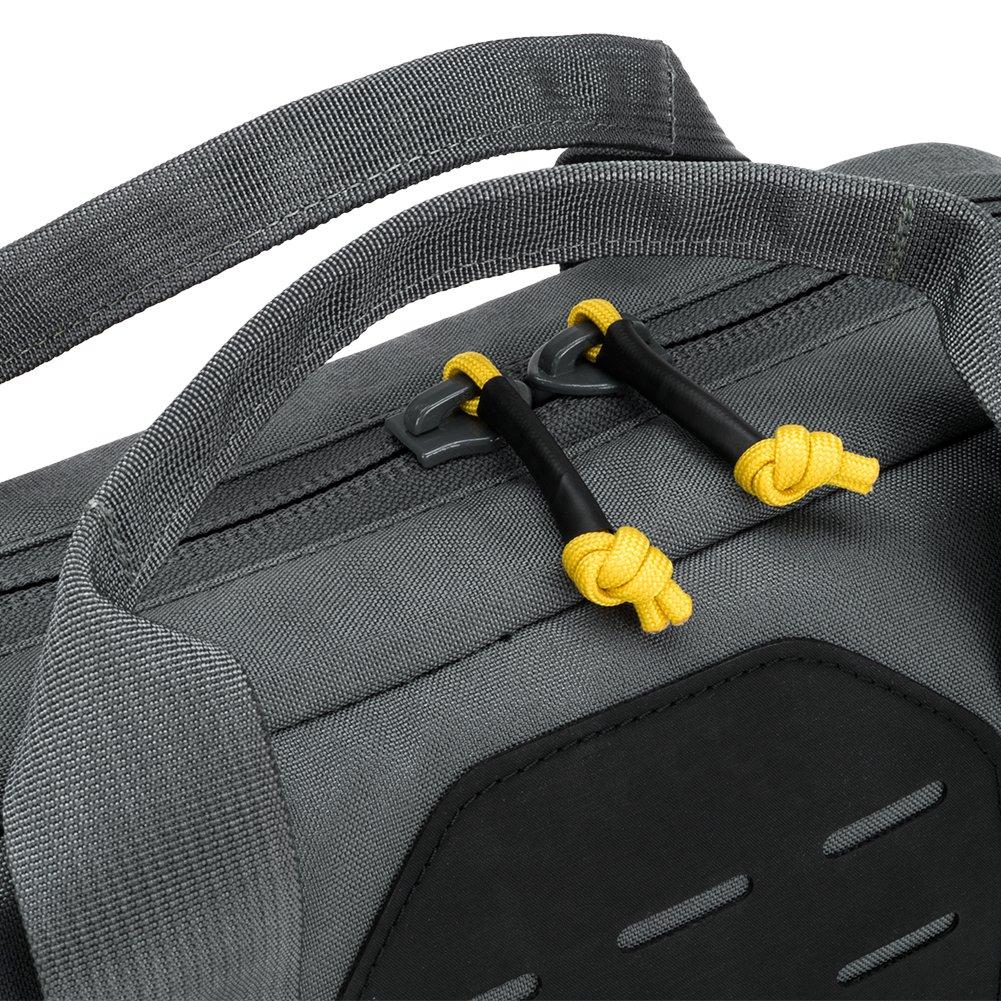 Evike Salient Arms International x Malterra Tactical Pistol Bag - Grey - (60929) by Evike (Image #2)