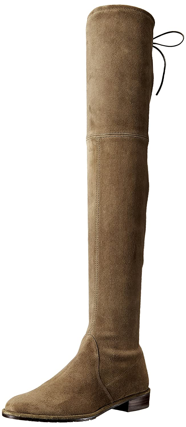 Stuart Weitzman Women's Lowland Over-The-Knee Boot B005A9XBY8 11 B(M) US|Loden Suede