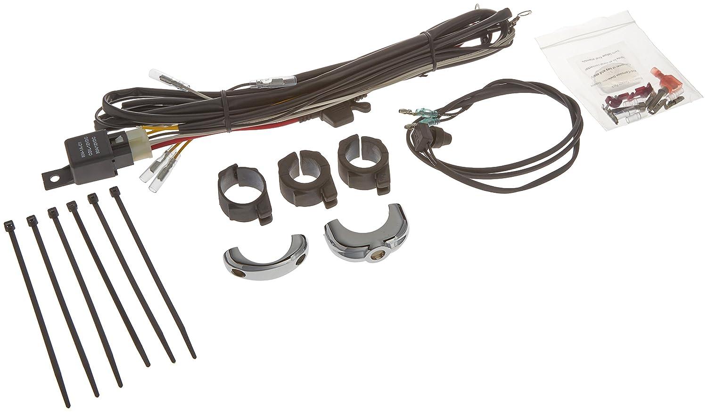 Superb Amazon Com Kuryakyn 2202 Universal Driving Light Wiring Relay Kit Wiring Cloud Inamadienstapotheekhoekschewaardnl