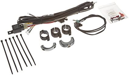 amazon com kuryakyn 2202 universal driving light wiring relay kit rh amazon com