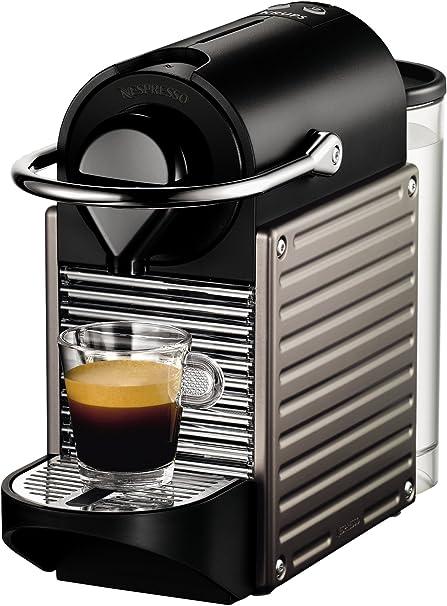 Nespresso Pixie Krups YY1201 - Máquina de café, apagado automático ...
