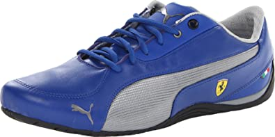 38d50d255f1 PUMA Men s Drift Cat 5 Ferrari Leather Sneaker