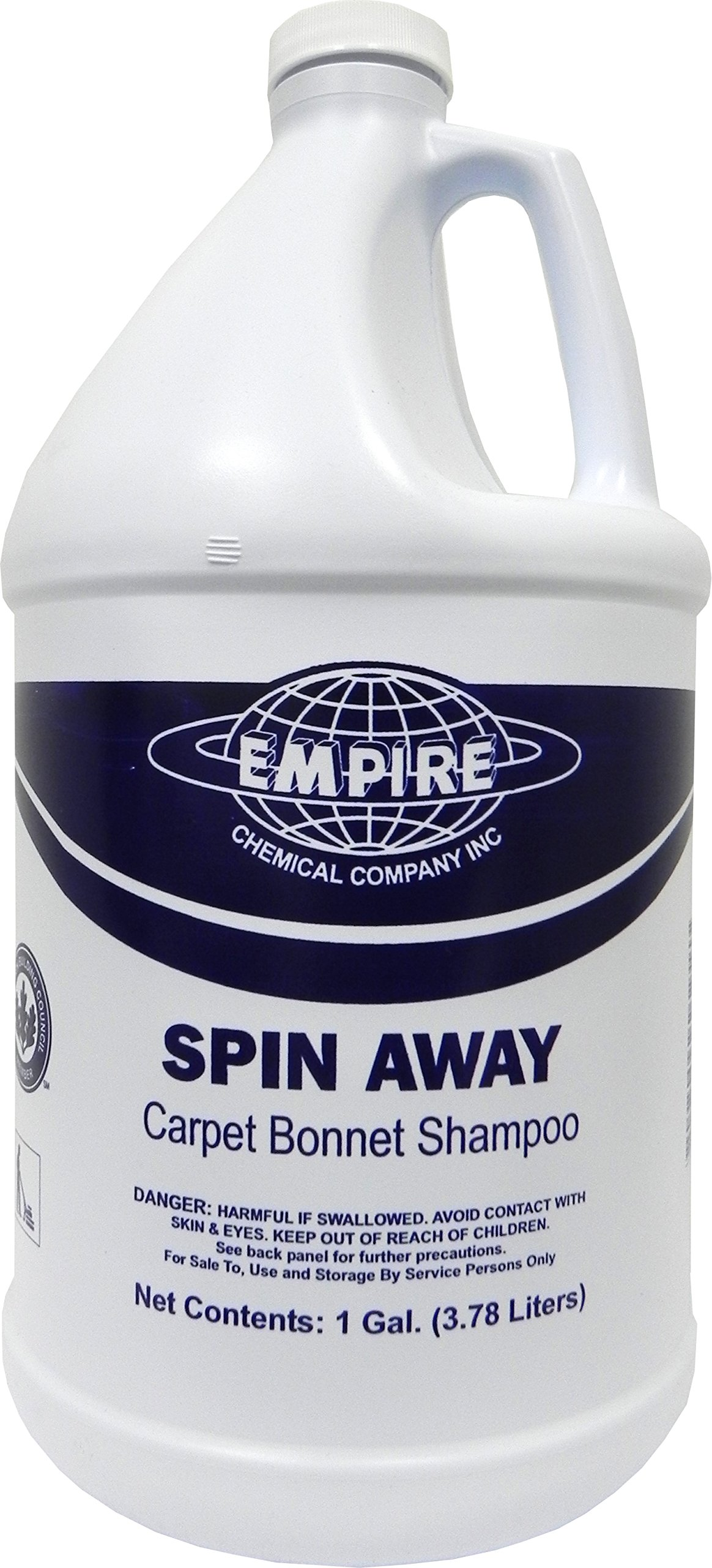 Empire Spin Away Carpet Bonnet Shampoo