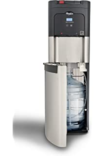 Whirlpool Self Cleaning, Bottom Loading Commercial Water Cooler, Digital Temperature Control, Ice Chilled