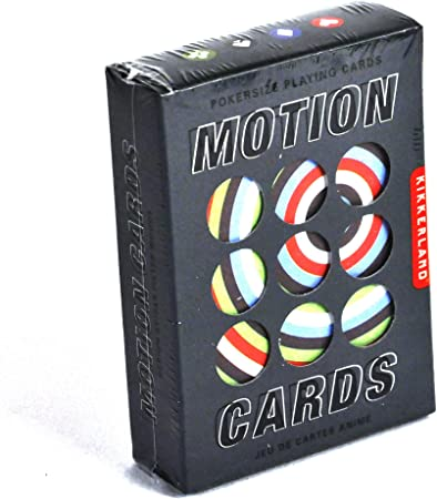 Shark Motion Lenticular playing cards Deck brand new