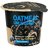 Kodiak Cakes Oatmeal Unleashed, Wild Blueberry, 2.3 Ounce (Pack of 12)