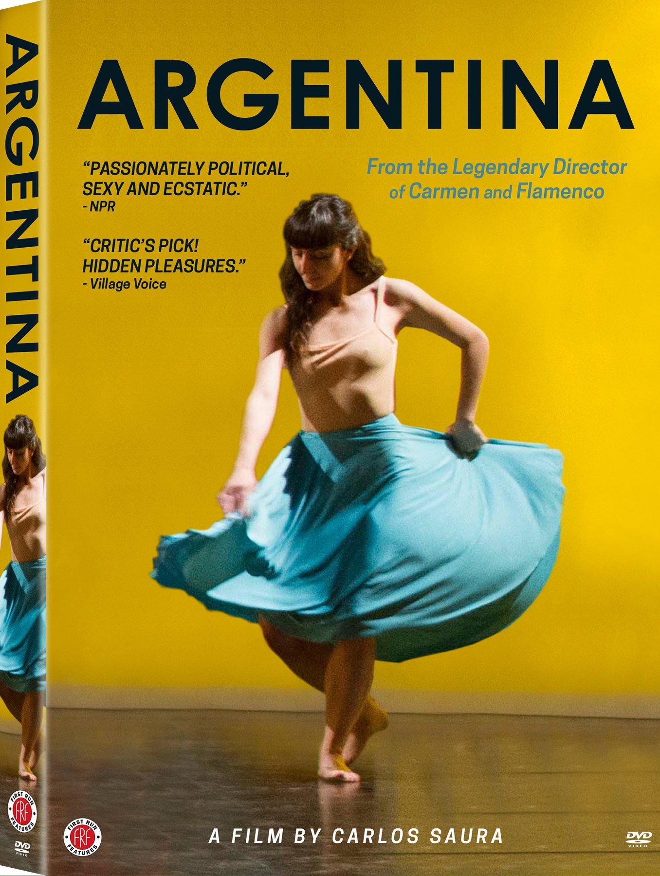 DVD : El Chaqueno Palavecino - Argentina (Widescreen)