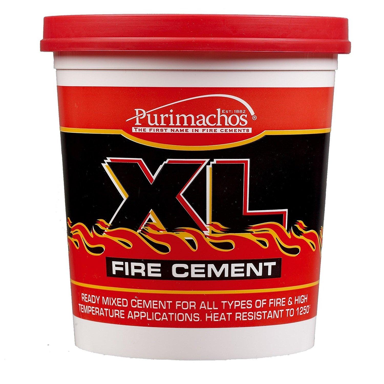 Ciment ré fractaire, 500 g 500g Everbuild