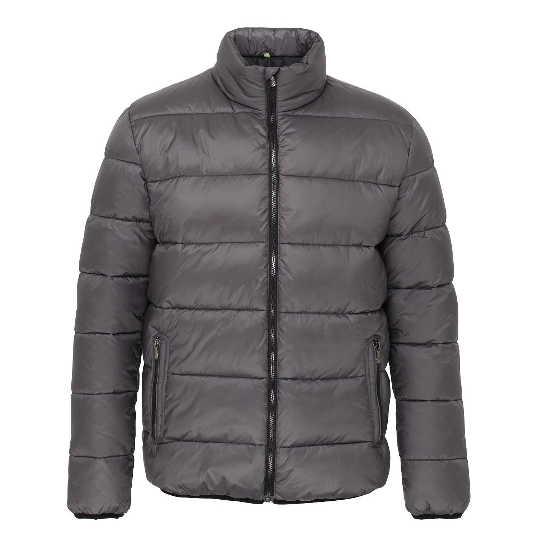 2786 Mens Venture Supersoft Padded Full Zip Jacket