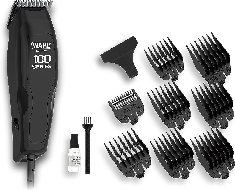 Wahl Home Pro 100 - Cortapelos, color negro: Amazon.es: Salud y ...