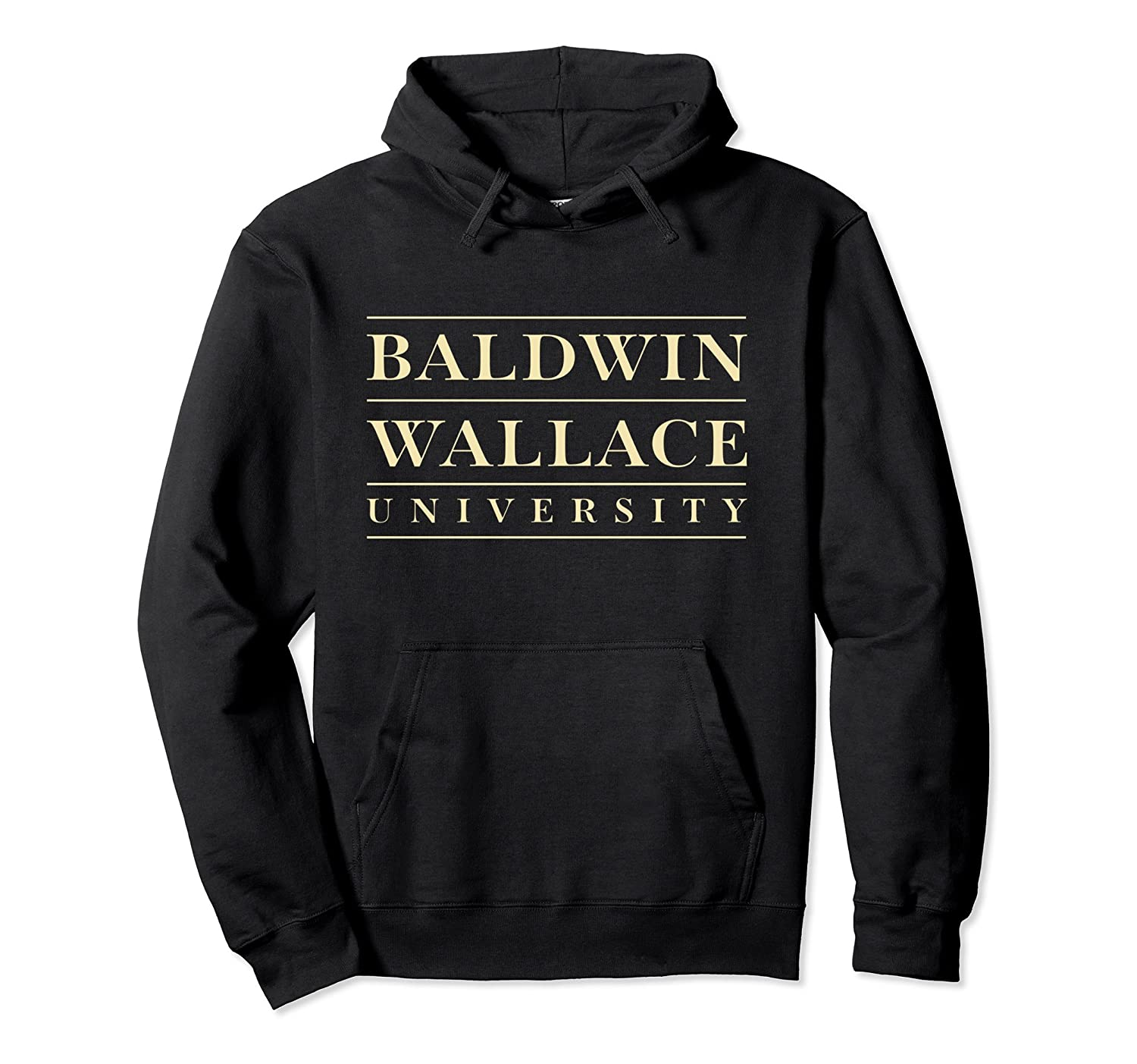 Baldwin Wallace University Yellow Jackets Hoodie BW-02-TH