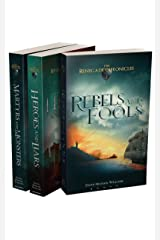 The Renegade Chronicles (Collection): Volumes 1 – 3 Kindle Edition