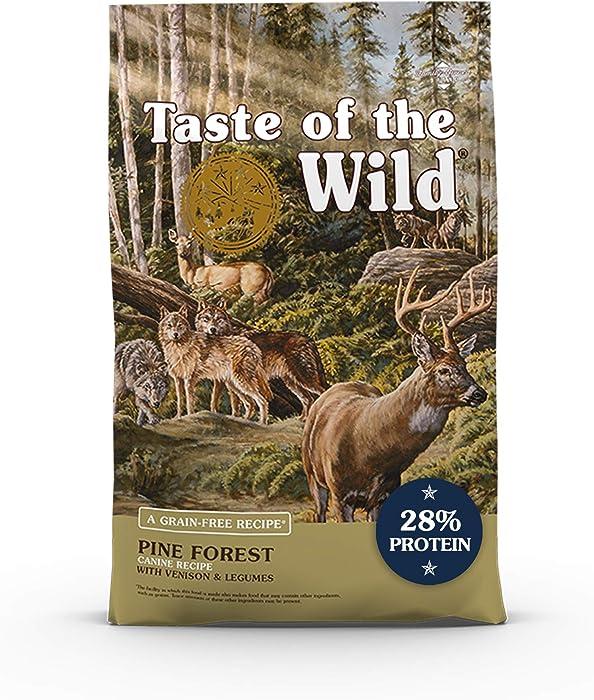 Top 10 Taste Of Wild Puppy Food 15 Pound