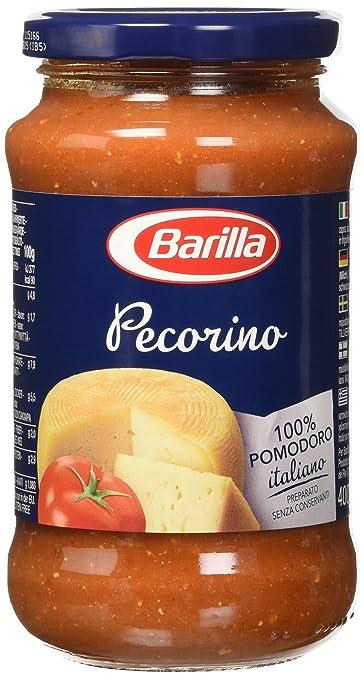 7 opinioni per Barilla Sugo Pecorino- 6 pezzi da 400 g