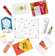 FaceTory K-Beauty Subscription - Quarterly Skincare & Sheet Mask Box