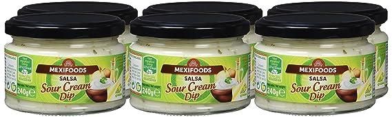 Mexifoods Salsa - 6 Paquetes de 240 gr - Total: 1440 gr: Amazon.es: Alimentación y bebidas